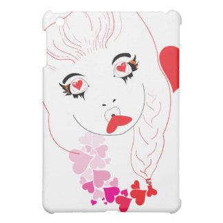 Queen of my heart iPad mini cases