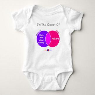 Queen Of Nakhre Baby Bodysuit
