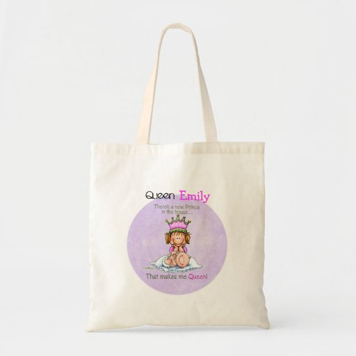 Queen of Prince - Big Sister bag