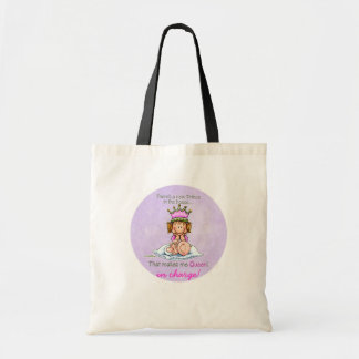 Queen of Prince - Big Sister Budget Tote Bag