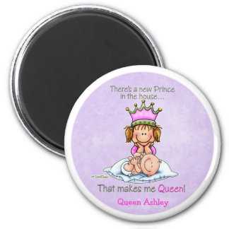 Queen of Prince - Big Sister Magnet