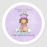 Queen of Prince - Big Sister stickers