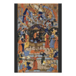 Queen Of Sheba By Persischer Meister (Best Quality Poster