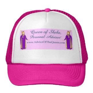 Queen of Sheba, Personal Advisor Hat