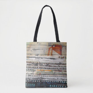 Queen of Ships Totebag Tote Bag