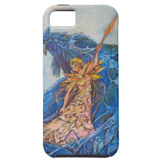 Queen of the blue dragon case for the iPhone 5