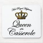 Queen of the Casserole Mouse Mats