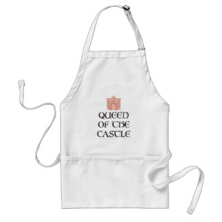 Queen of the Castle apron