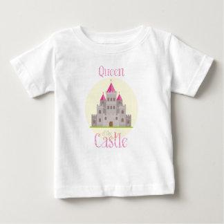 Queen of the Castle Baby T-Shirt