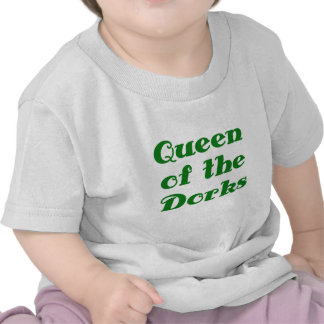 Queen of the Dorks Tshirts
