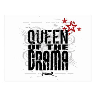 Queen of the Drama Postcards