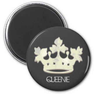 Queen of the Forest 6 Cm Round Magnet