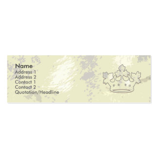 Queen of the Forest Business Card