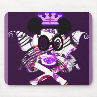 """""""Queen Of The Ghosts"""" Products* Mouse Mat"""