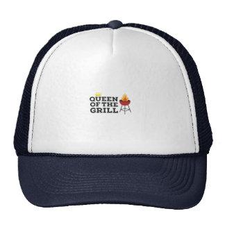 Queen of the grill cap