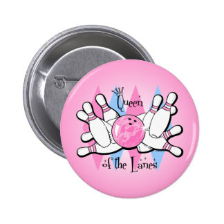 Queen of the Lanes Button
