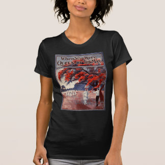 Queen of the May Ladies Petite T-Shirt