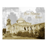 Queen of the Missions, San Antonio, Texas Postcards