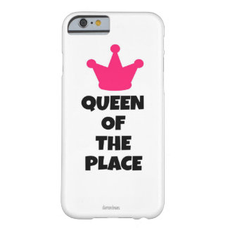 queen of the place barely there iPhone 6 case