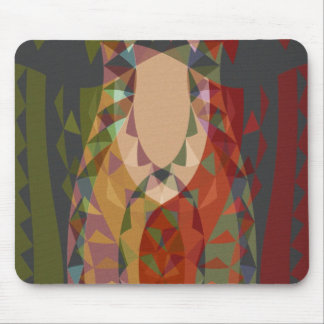 Queen of the Quilting Bee Mouse Mat