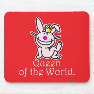 Queen Of The World Mouse Mat