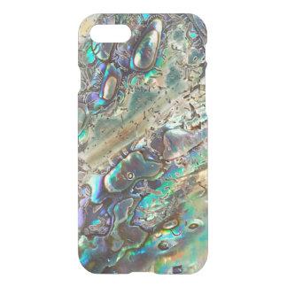 Queen paua shell iPhone 7 case