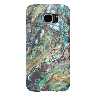 Queen paua shell samsung galaxy s6 cases