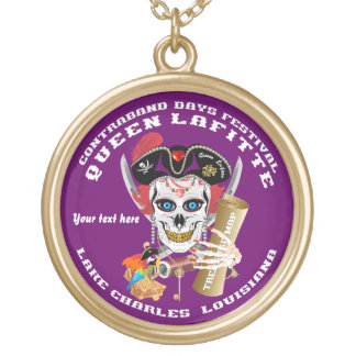 Queen Pirate Lafitte Round View About Design Jewelry