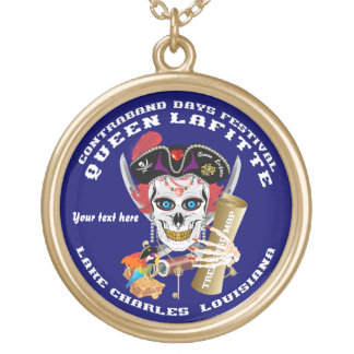 Queen Pirate Lafitte Round View About Design Pendants