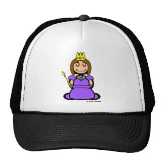 Queen (plain) cap