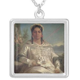 Queen Pomare IV  of Tahiti Necklaces