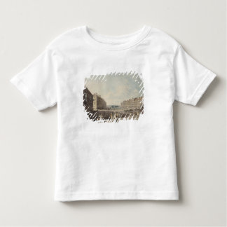 Queen Square, London, 1786 (w/c and pen and ink ov Tshirt