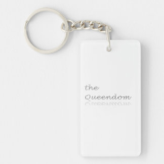 Queen Status Key Ring