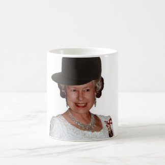 Queen Swag Mug