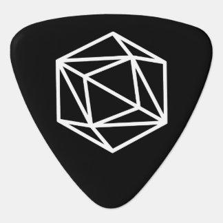 Queen / Triangle Guitar Pick