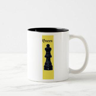 Queen Two-Tone Mug