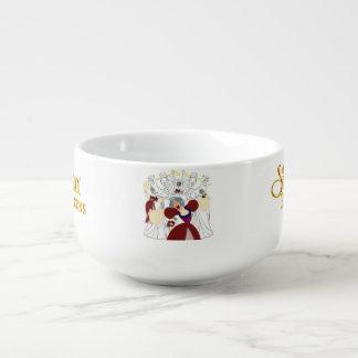 Queen Uberta Sketch Soup Mug