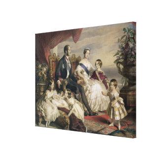 Queen Victoria (1819-1901) and Prince Albert (1819 Canvas Prints