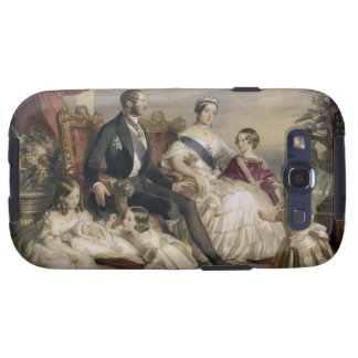Queen Victoria (1819-1901) and Prince Albert (1819 Samsung Galaxy S3 Covers