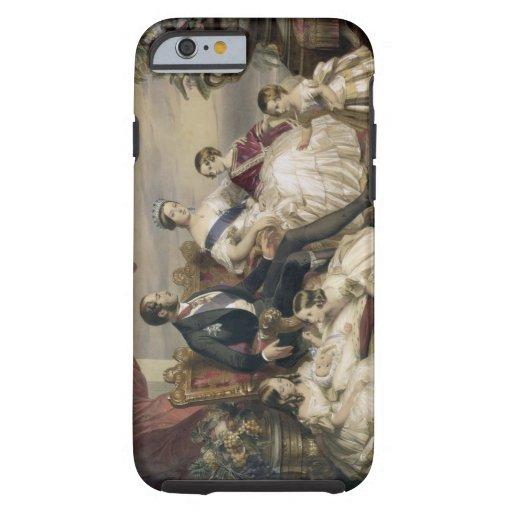 Queen Victoria (1819-1901) and Prince Albert (1819 iPhone 6 Case