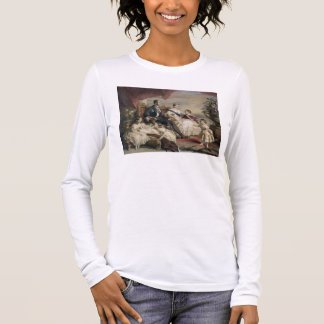 Queen Victoria (1819-1901) and Prince Albert (1819 Long Sleeve T-Shirt