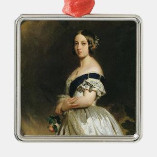 Queen Victoria  1842 Christmas Ornament