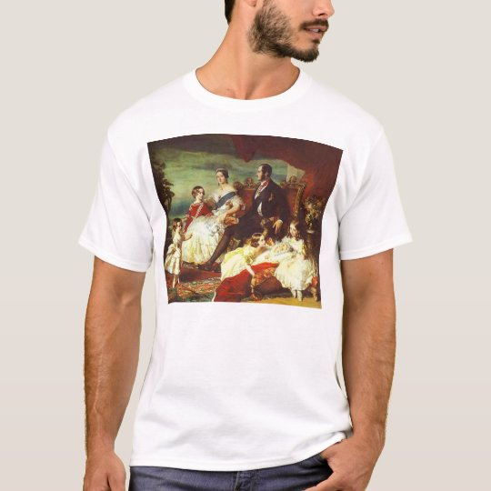 Queen Victoria and Family T-Shirt