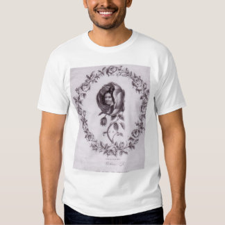 Queen Victoria as the Rose of England T-shirts
