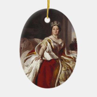 Queen Victoria: Coronation Christmas Ornament