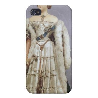 Queen Victoria doll iPhone 4/4S Case