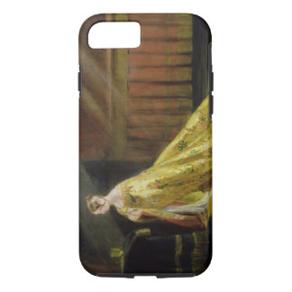 Queen Victoria in Her Coronation Robe, 1838 (oil o iPhone 7 Case