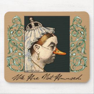 Queen Victoria Mousemat