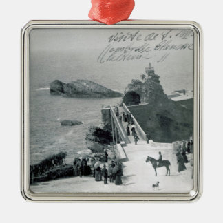 Queen Victoria on the French Coast Christmas Ornament