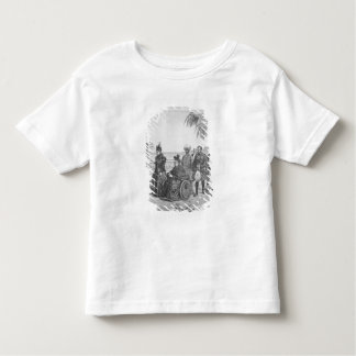 Queen Victoria on the Italian Riviera Toddler T-Shirt